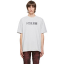 Ksubi Grey Sign Of The Times T-Shirt