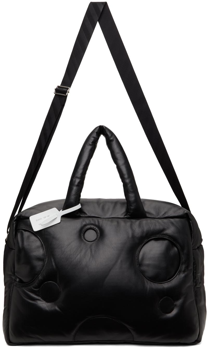 Photo: Off-White Black Meteor Travel Bag