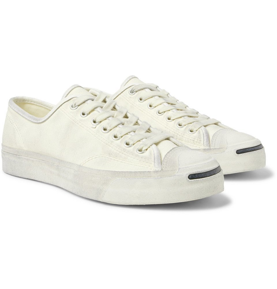 Converse - Jack Purcell OX Distressed