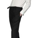 1017 ALYX 9SM Black Wool Stirrup Suit Trousers