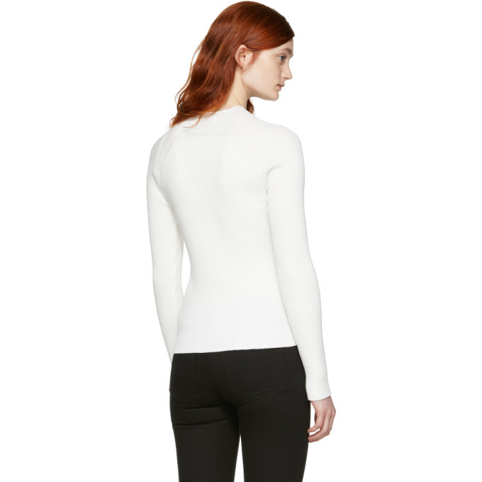 Won Hundred White Vega Sweater