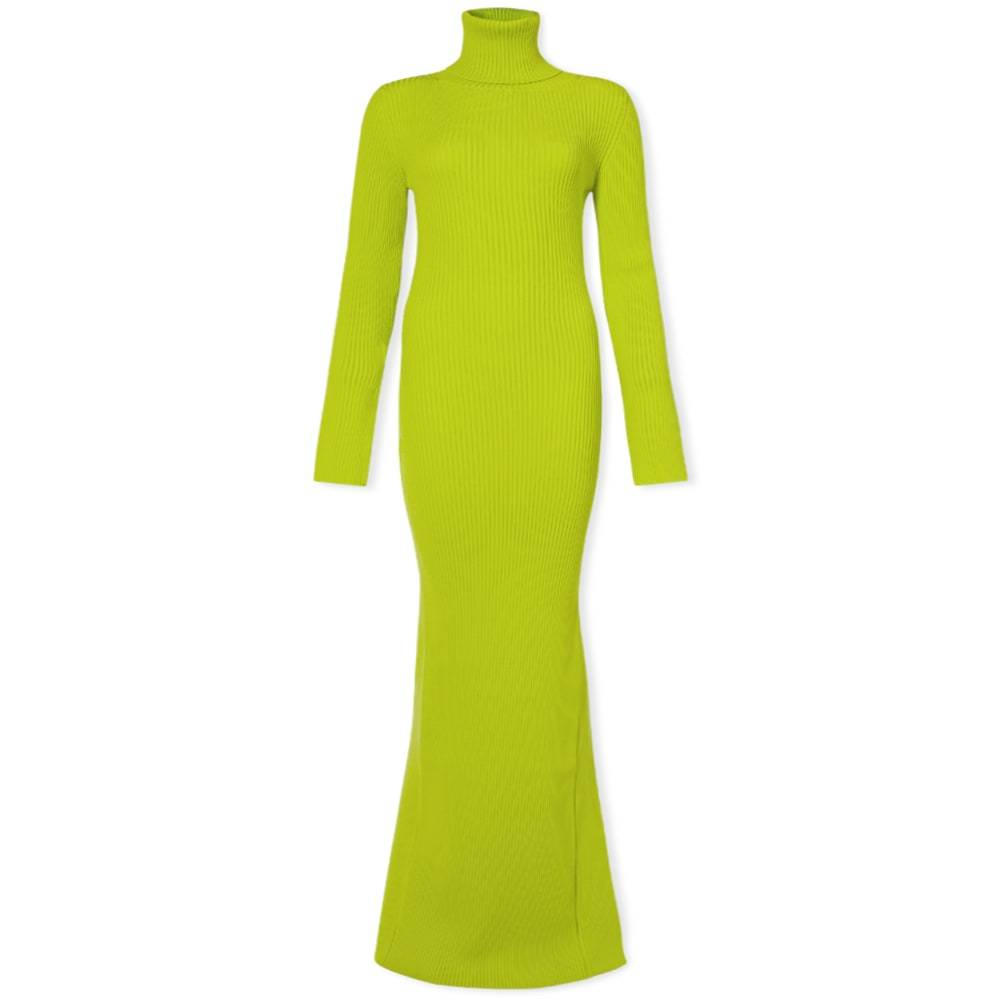 Photo: Vetements Knitted Turtleneck Dress