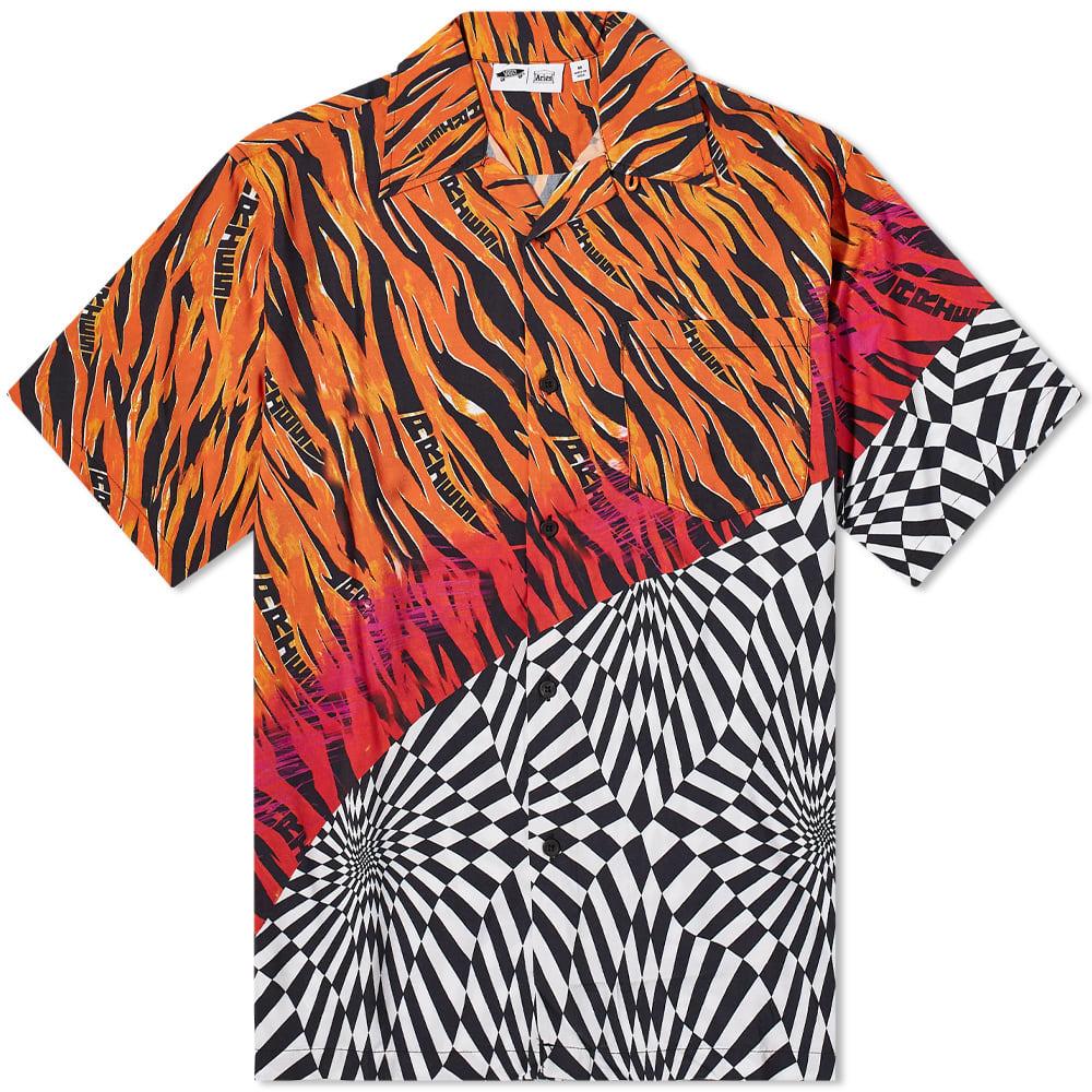 Photo: Vans Vault x Aries Shirt