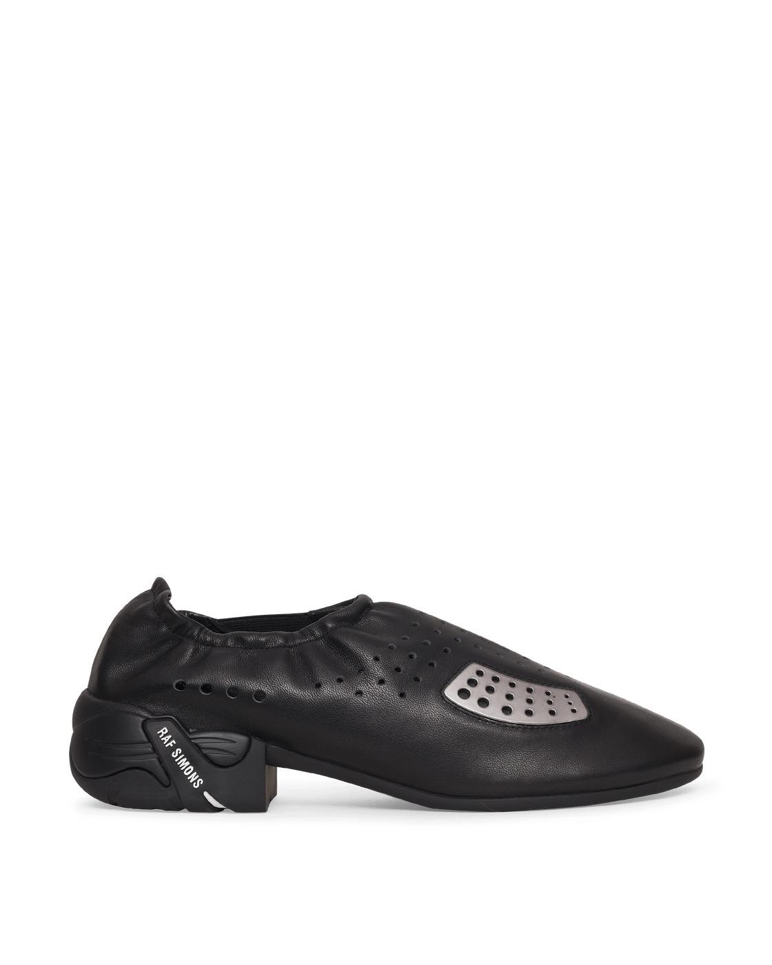 Raf Simons Runner Solaris 21 Low Boots Black
