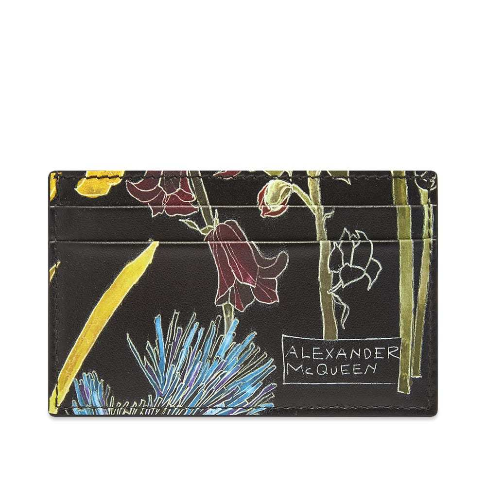 Photo: Alexander McQueen Floral Card Holder