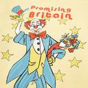 Martine Rose Clown Popover Hoody