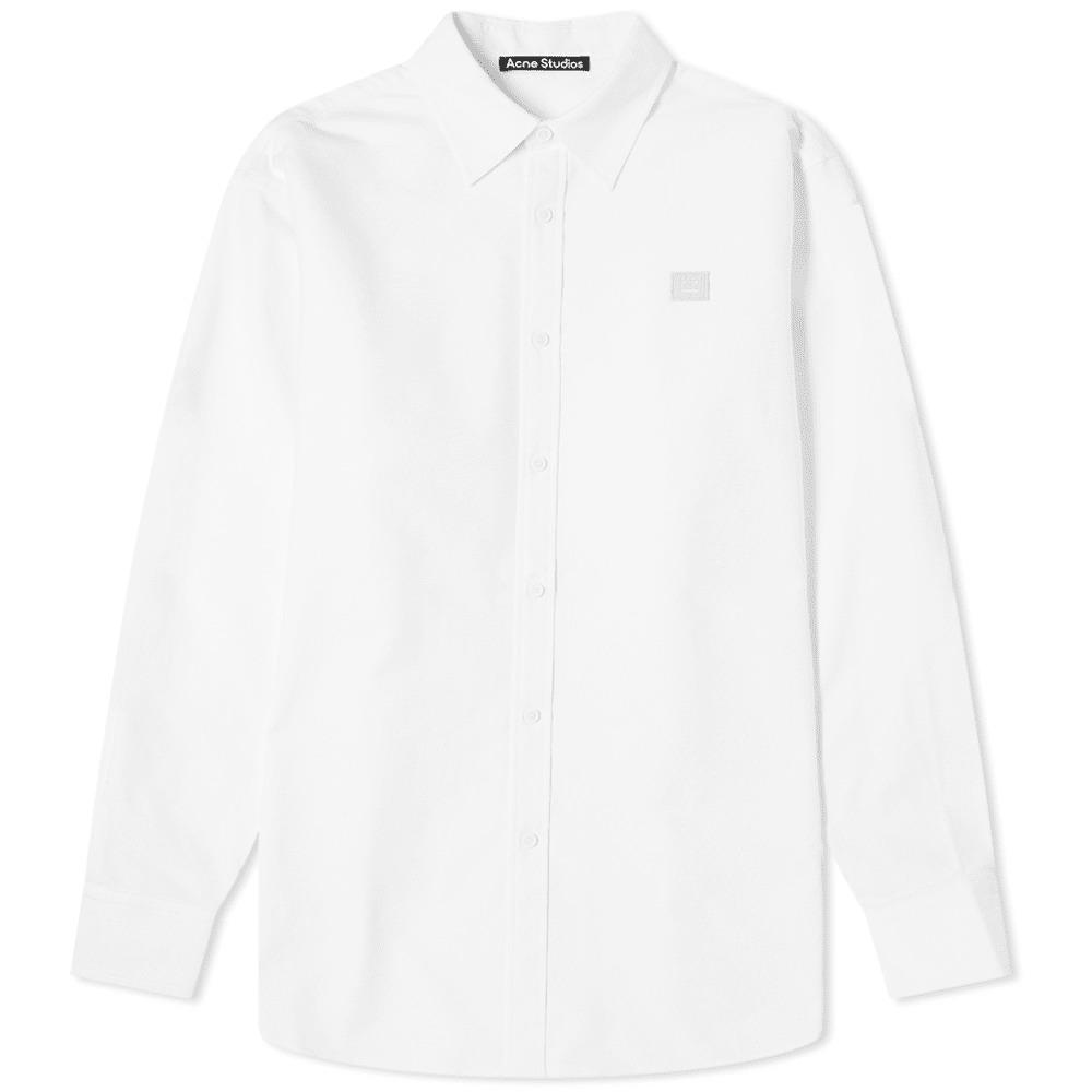 Acne Studios Saco Face Oxford Shirt