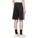 adidas Originals Black Lockup Shorts