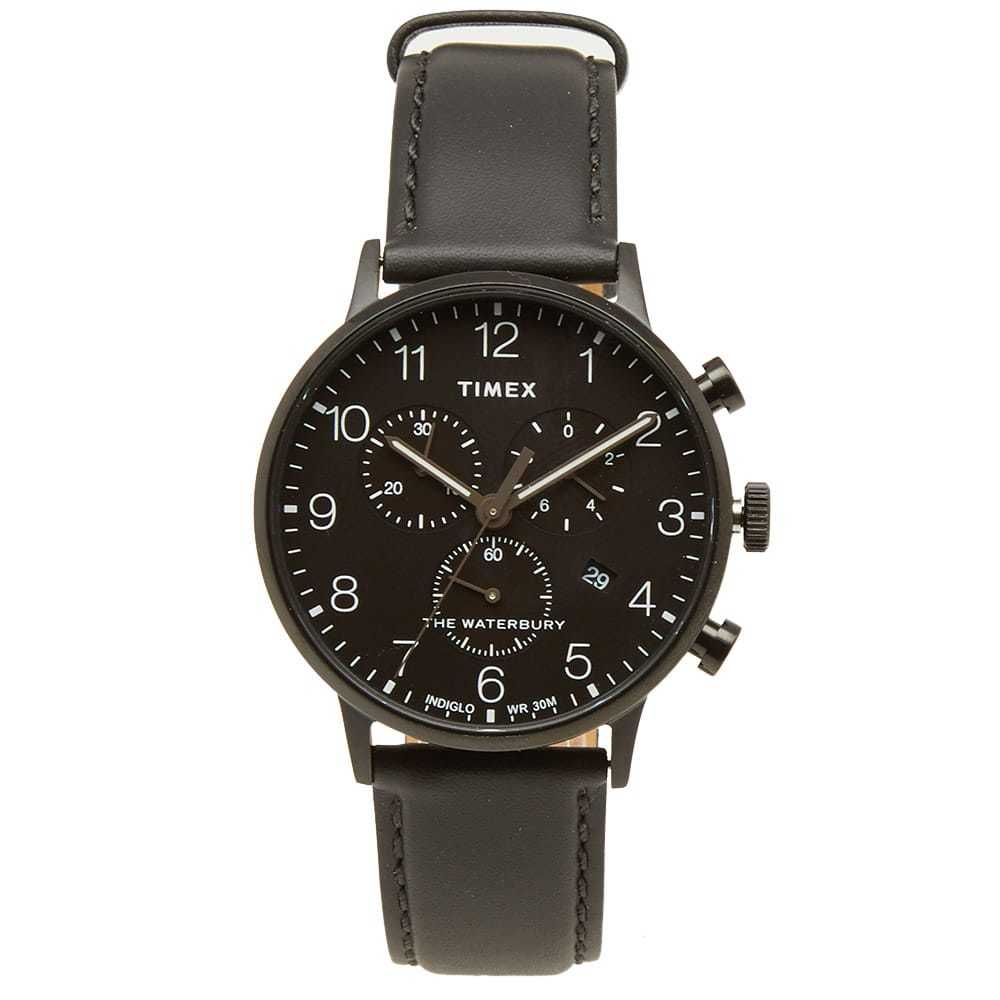 Photo: Timex Waterbury Classic Chronograph Watch