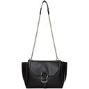 3.1 Phillip Lim Black Large Soft Charlotte Messenger Bag