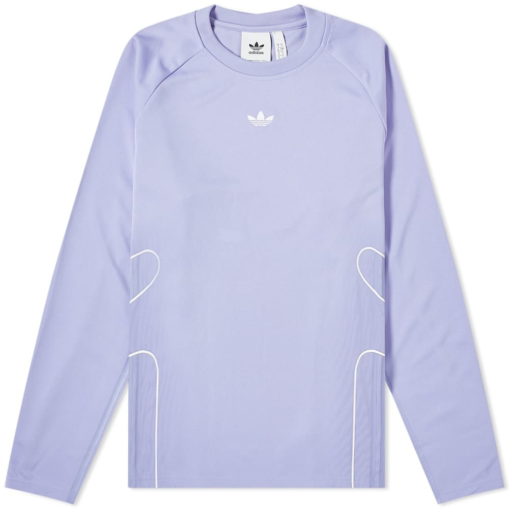 Photo: Adidas Long Sleeve Flamestrike Tee