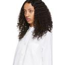 Sacai White Poplin Shirt