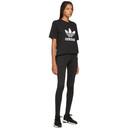adidas Originals Black SC Stirrup Leggings