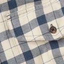 Filson - Alaskan Guide Checked Cotton-Flannel Shirt - Blue
