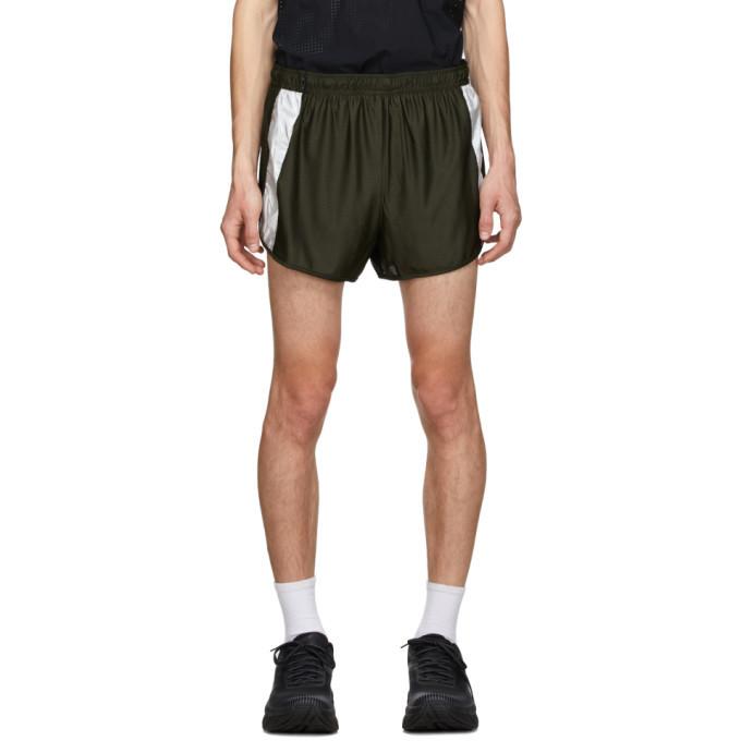 Photo: Satisfy Khaki Short Distance 2.5 Inches Shorts