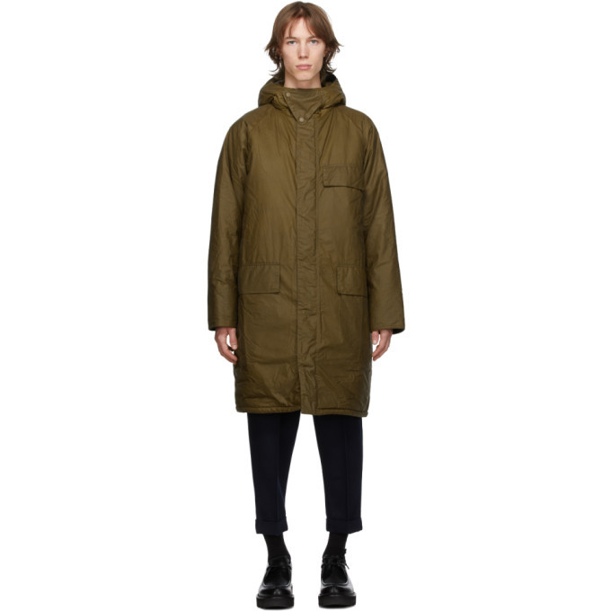 Photo: Barbour Beige Norse Projects Edition North Sea Parka