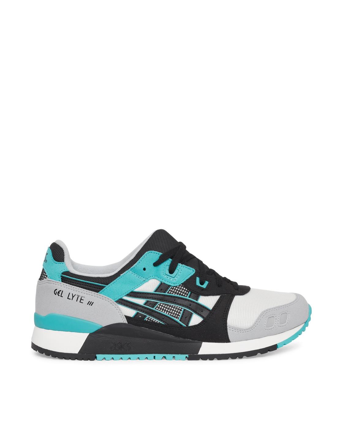 Asics Gel Lyte Iii Og Sneakers White/Black