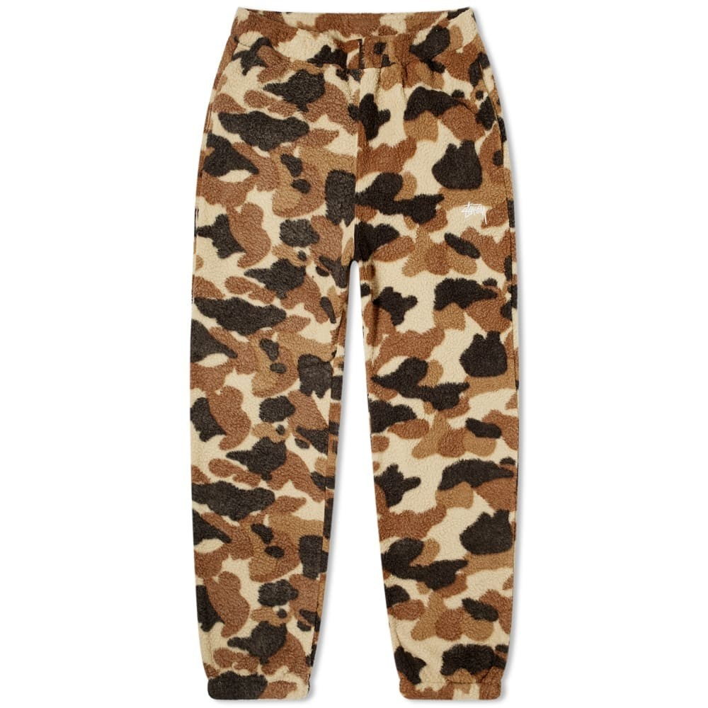 Photo: Stussy Fleece Pant