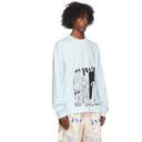 adidas Originals Blue Unity Edition Gender Neutral T-Shirt