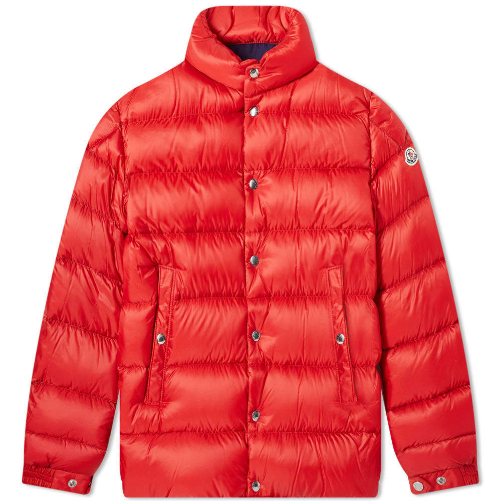 Photo: Moncler Piriac Big Logo Down Jacket