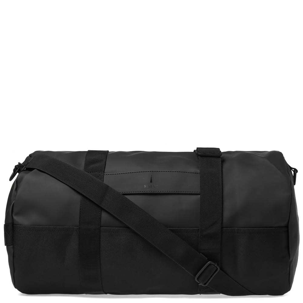 Photo: Rains Duffel Bag Black