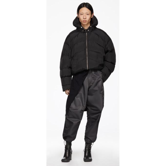 Photo: Random Identities Black Duvet Jacket