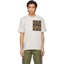 MCQ Grey Armour T-Shirt