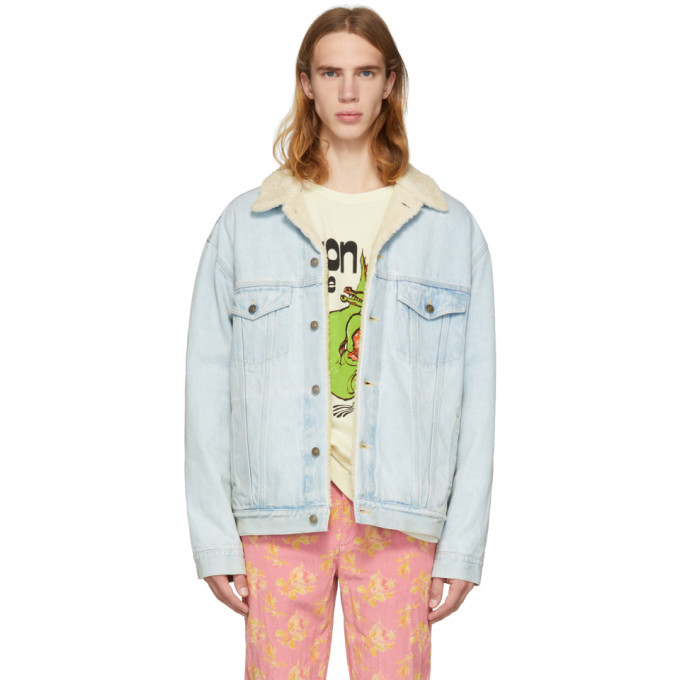 Photo: Gucci Blue Paramount Pictures® Edition Denim Jacket