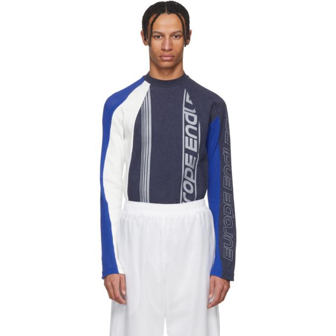 GmbH Blue Europa T-Shirt