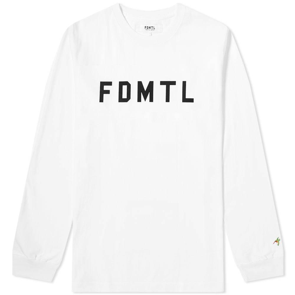 Photo: FDMTL Long Sleeve Logo Tee