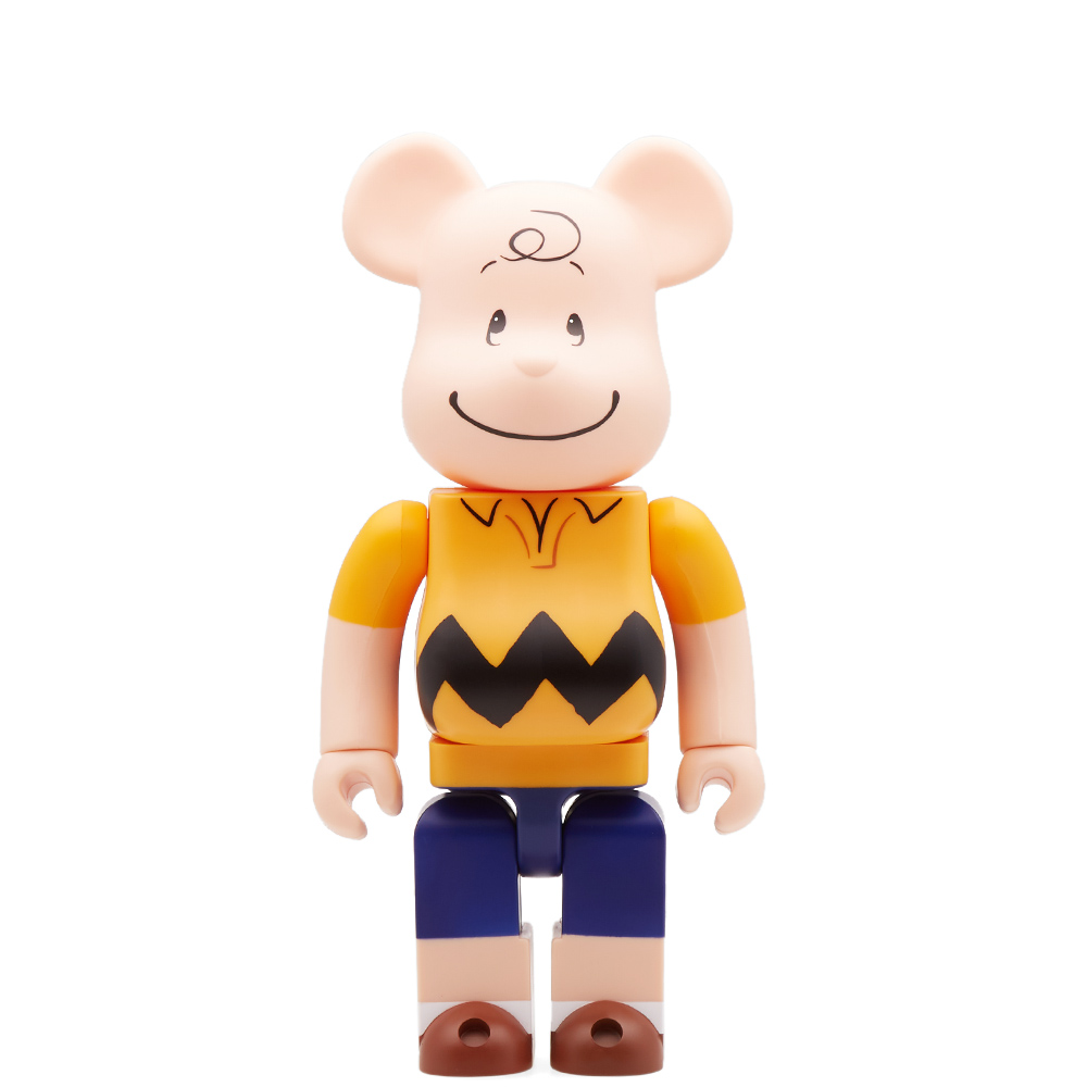 Photo: Medicom Charlie Brown Be@rbrick