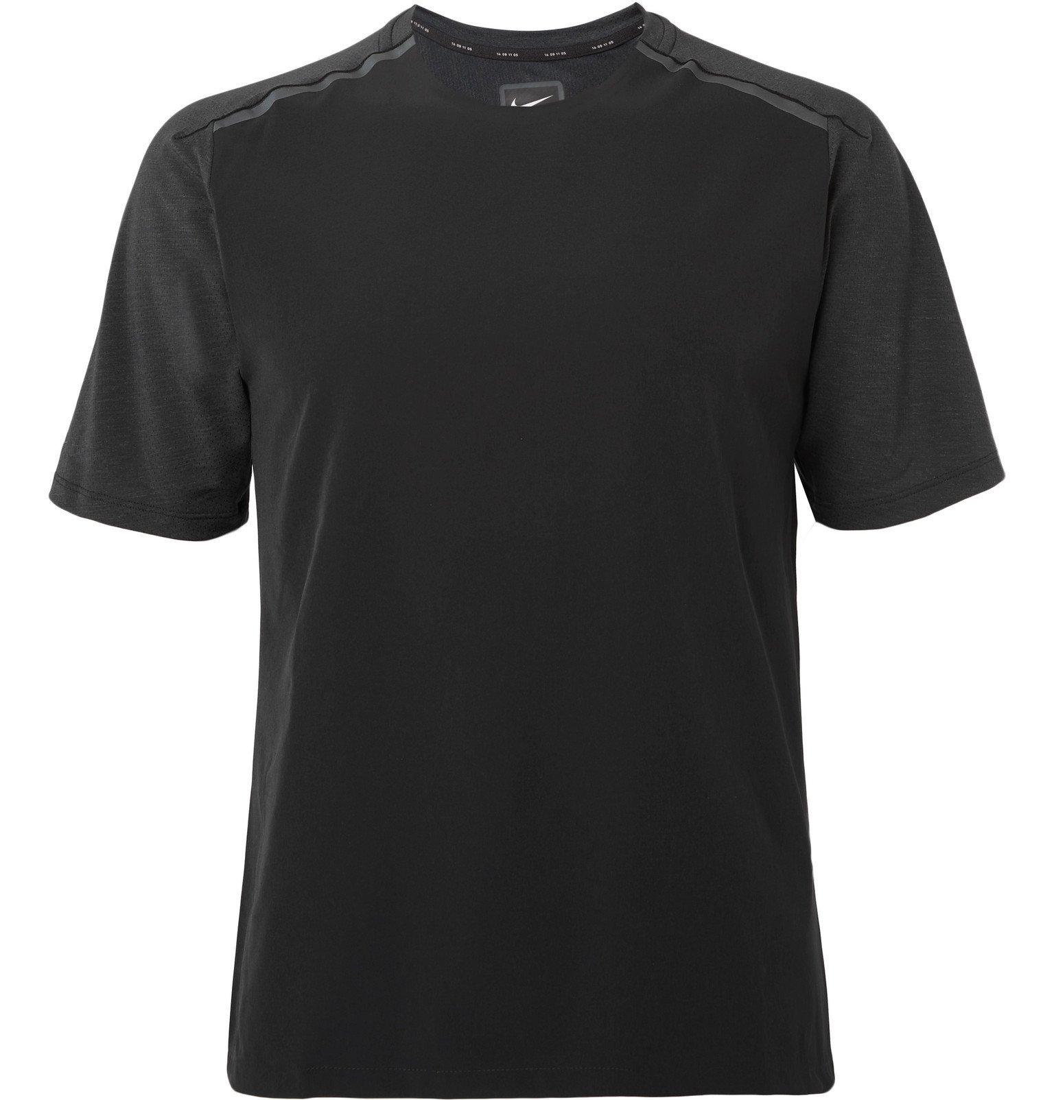 Nike Running - Tech Pack Running T-Shirt - Black