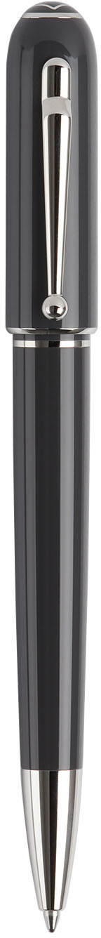 Photo: Dunhill Grey Sidecar Ballpoint Pen