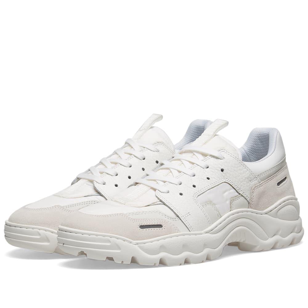 Photo: AMI Oversized Running Sneaker White