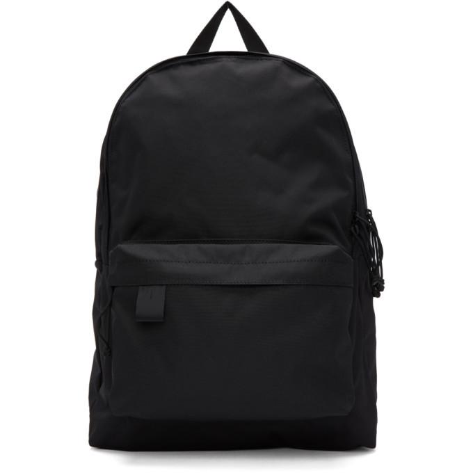 Photo: N.Hoolywood Black Two-Zip Backpack