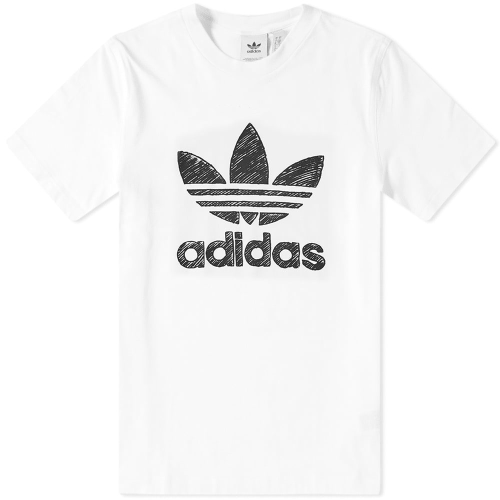 Adidas Hand Drawn Tee