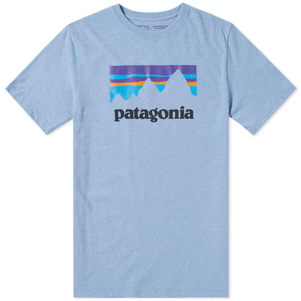 Photo: Patagonia Shop Sticker Responsibili-Tee
