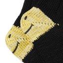 KAPITAL - Smilie Cotton-Blend Socks - Black