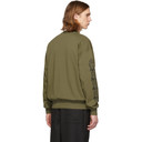 Aries Brown Column Sweatshirt