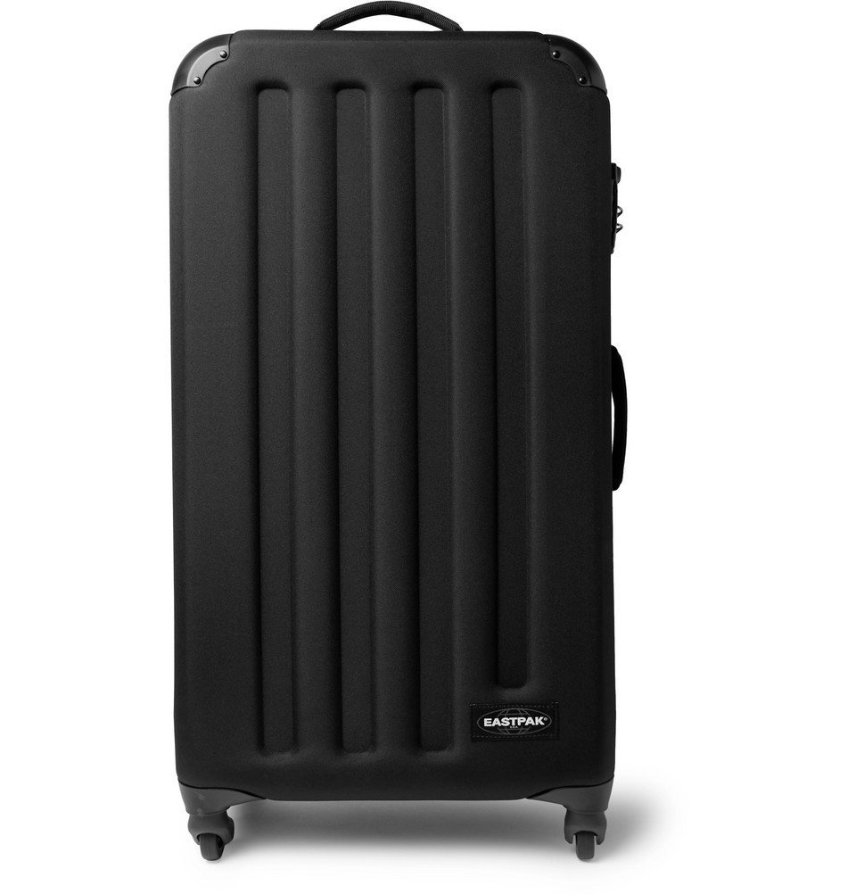 Photo: Eastpak - Tranzshell Multiwheel 77cm Suitcase - Men - Black