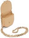 3.1 Phillip Lim Beige Mini Alix Cardcase On Chain Bag