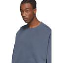 Ksubi Blue Biggie Crewneck Sweatshirt