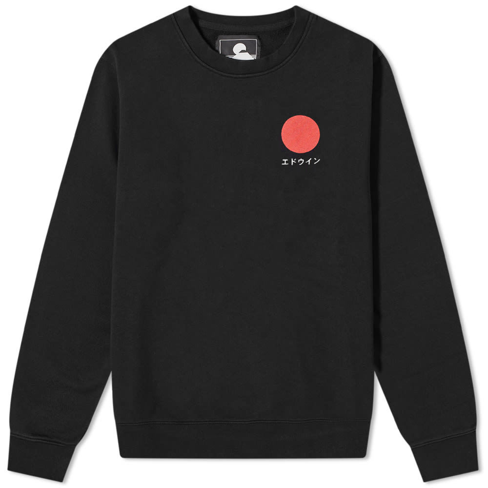 Photo: Edwin Japanese Sun Crew Sweat