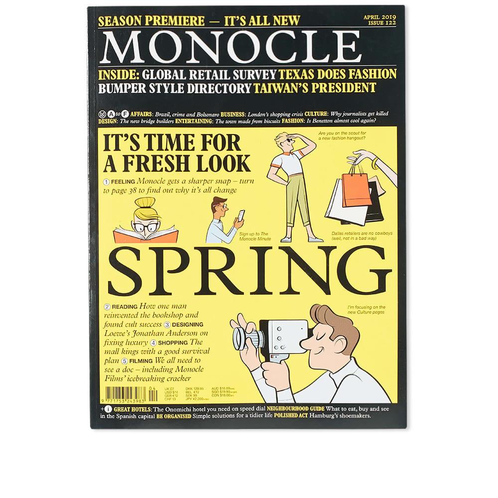 Photo: Monocle & Colour: Issue 122, April 19