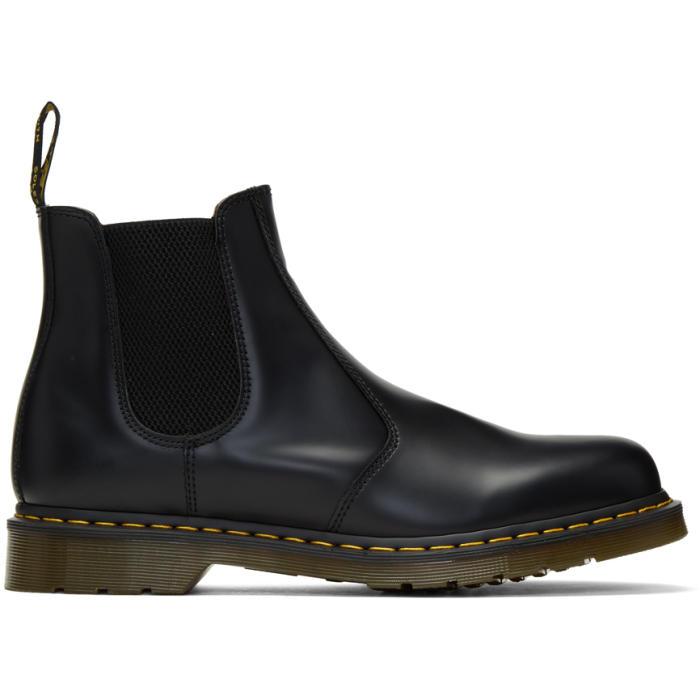 Photo: Dr. Martens Black 2976 Chelsea Boots