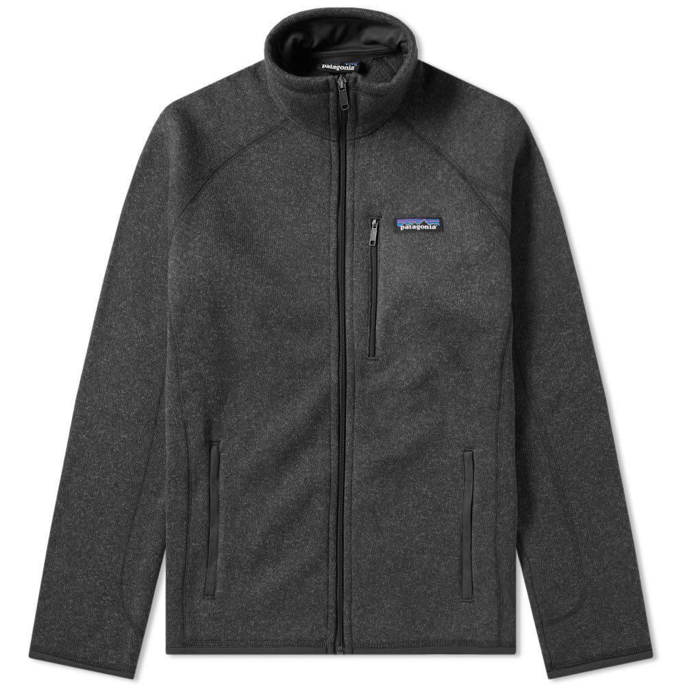 Photo: Patagonia Better Sweater Jacket Black