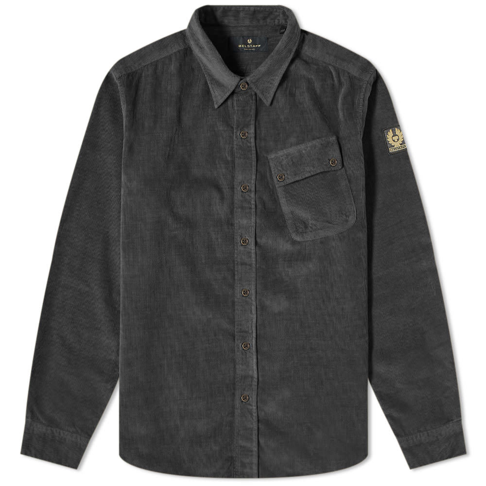 Photo: Belstaff Pitch Corduroy Shirt