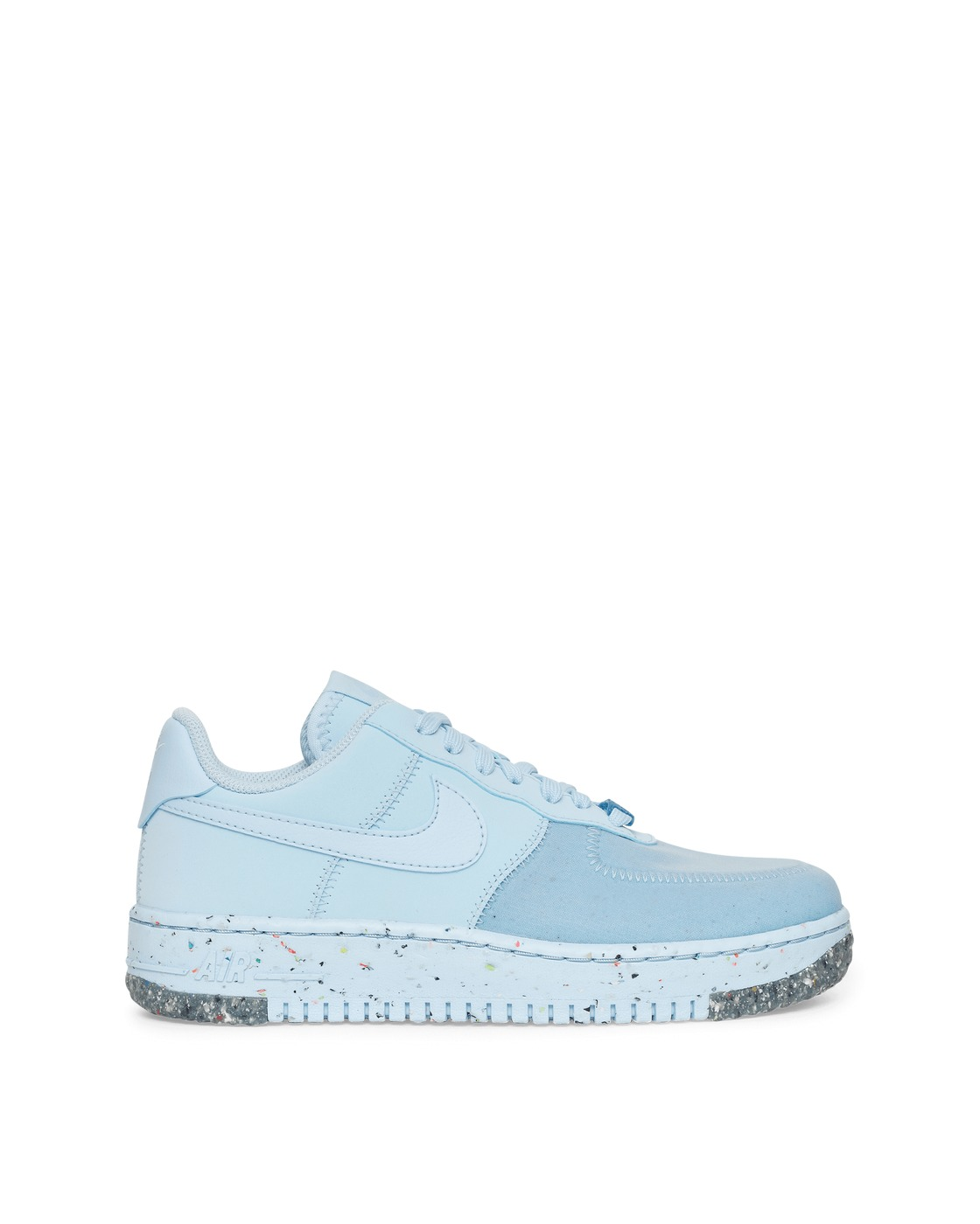 Photo: Nike Air Force 1 Crater Sneakers Chambray Blue/Chambray Blue