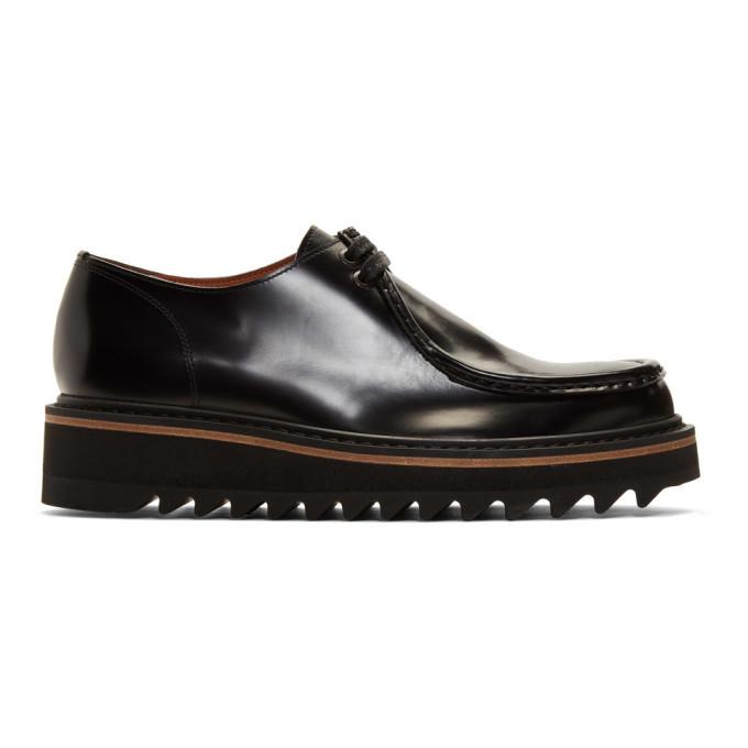 Photo: Dries Van Noten Black Chukka Boots