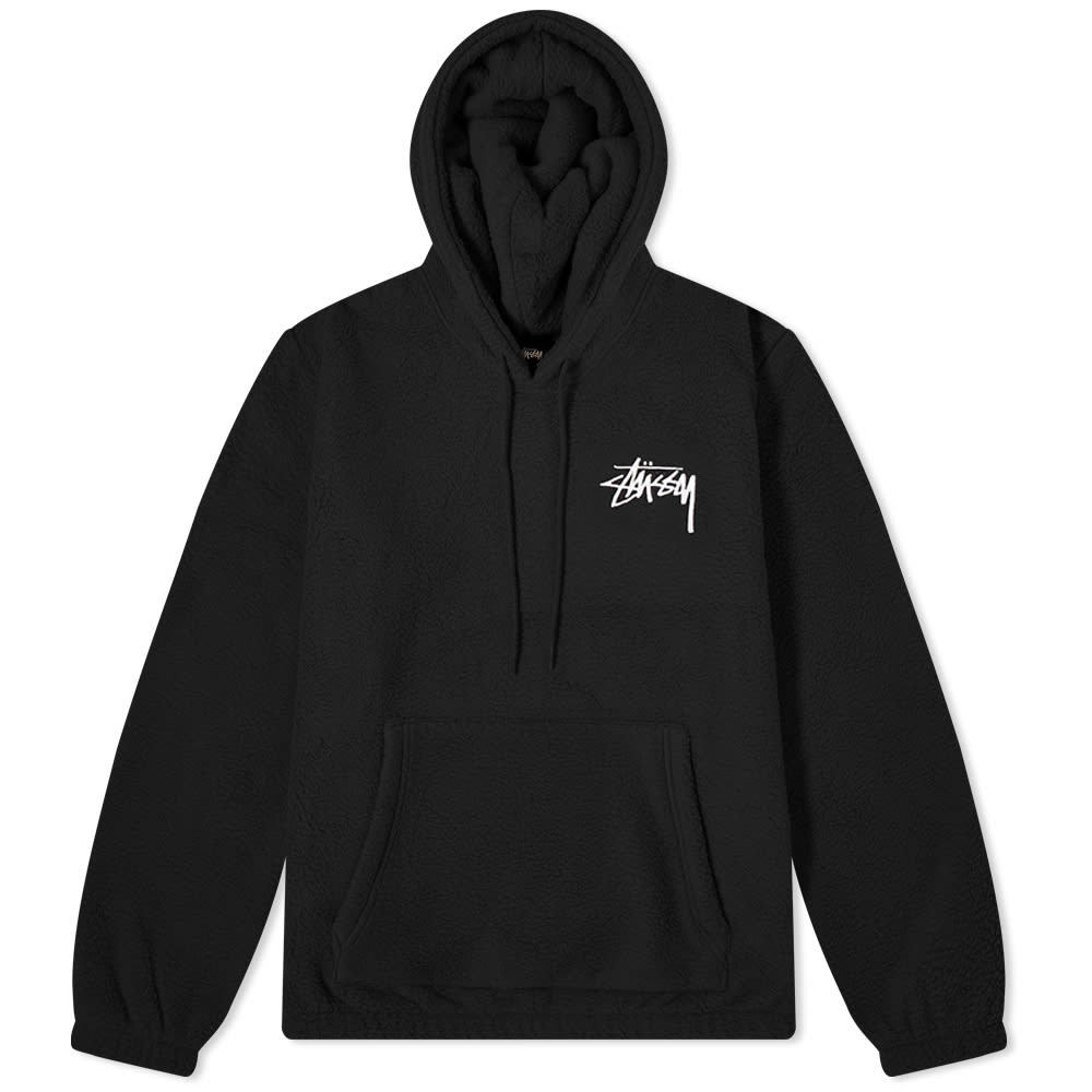 Photo: Stussy Bronson Polar Fleece Hoody